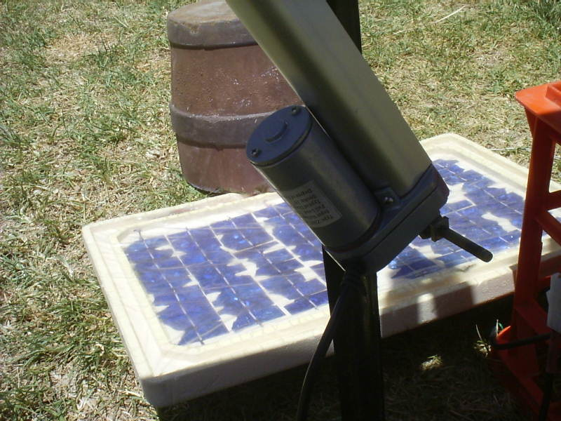Picture of Building My Demountable Tracker.