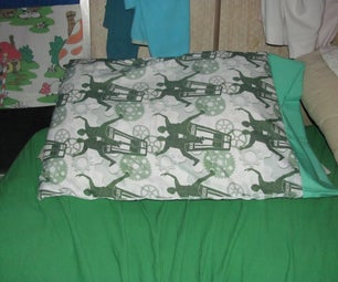 How to Make a Simple Pillow Case