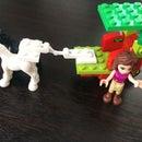 Easy Lego Dogcart