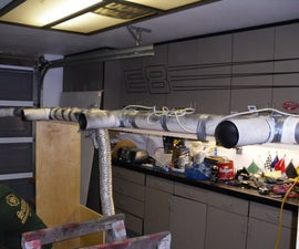 very realistic pirate cannons