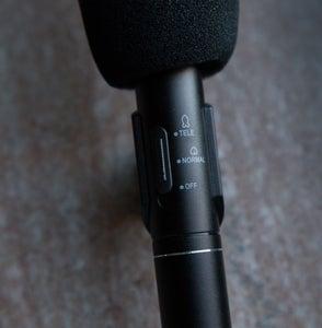 Preparing the Microphones