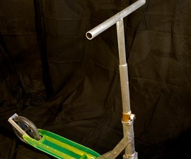 Make a Scooter From Scratch