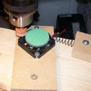How to mount and balance mirrors for spirograph project
