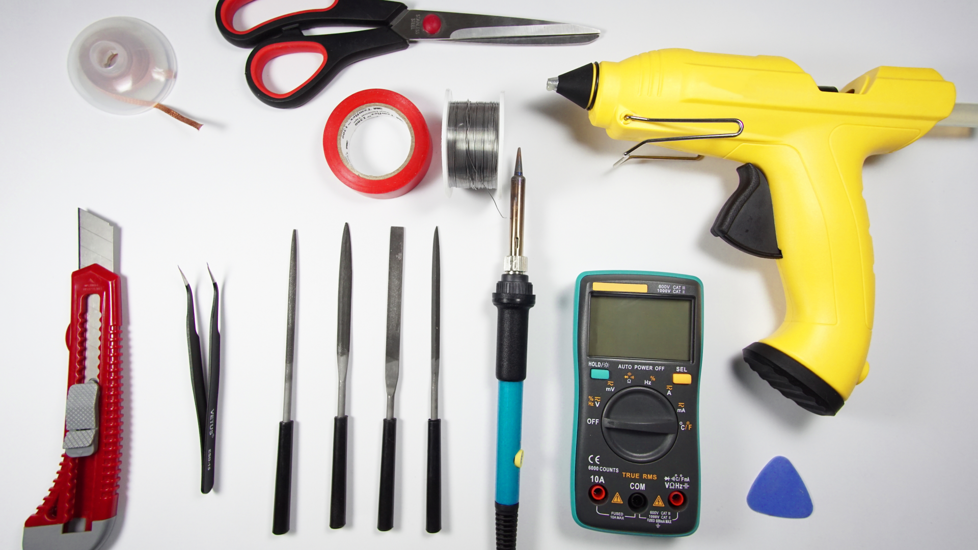 Picture of Prepare All Necessary Tools