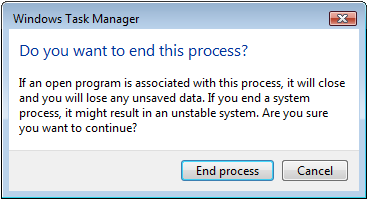 Picture of Remove Background Programs (Task Manager)