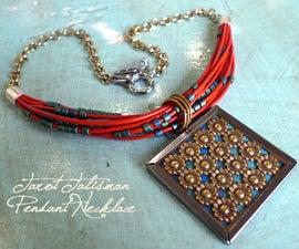 Tarot Talisman Pendant Necklace