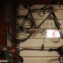 hanging bike weed waker, weed eater