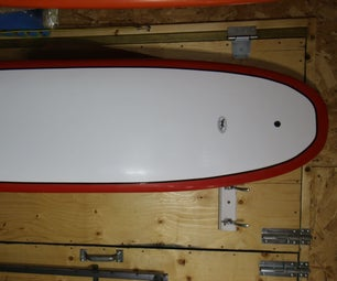 How to Make a Home Depot Surfboard