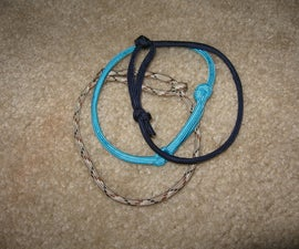 The Easiest Paracord Bracelet You'll Ever Make.
