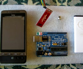 iAndroidRemote - Control Android mobile using an Apple Remote