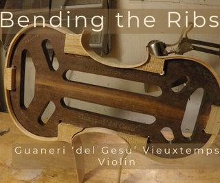 Making Violin Ribs