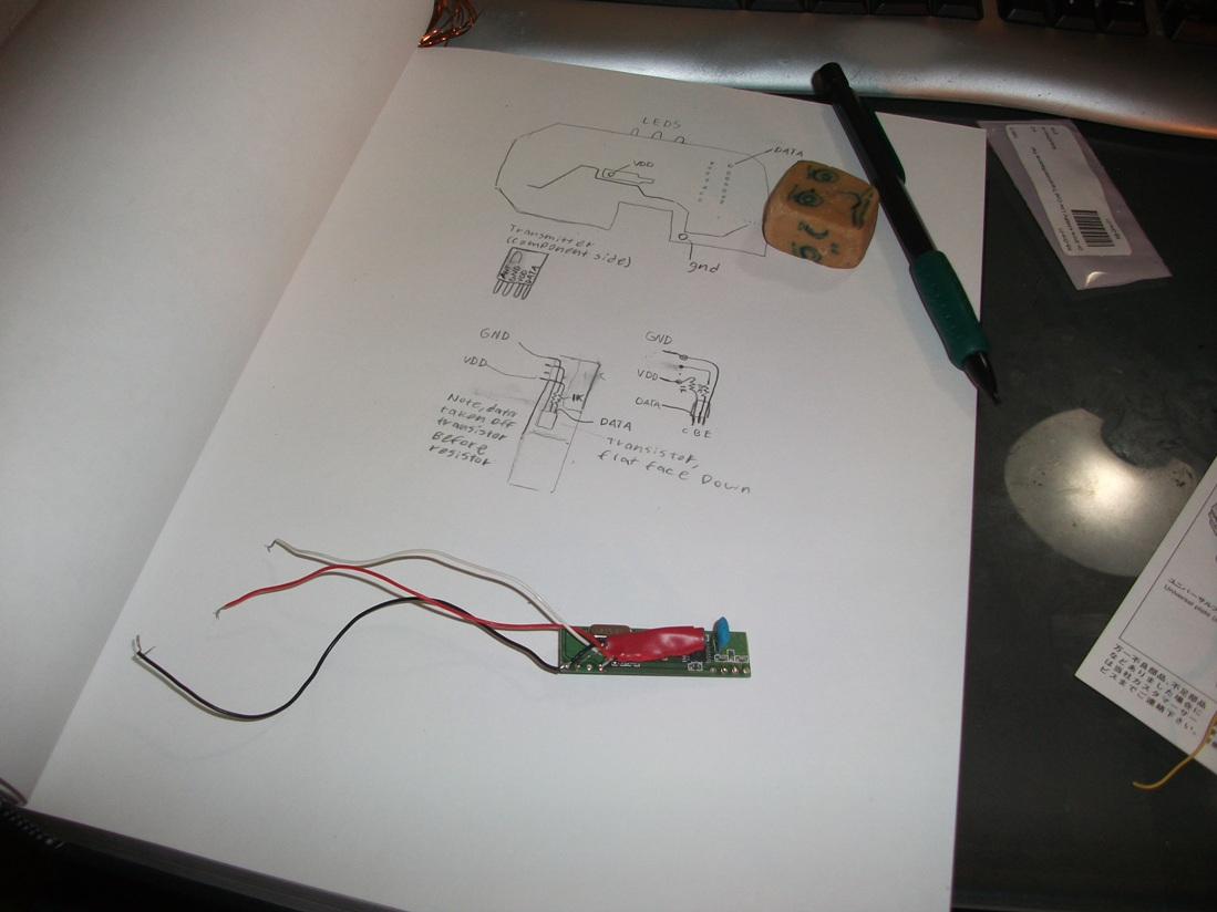 Picture of Installing the Modded Receiver