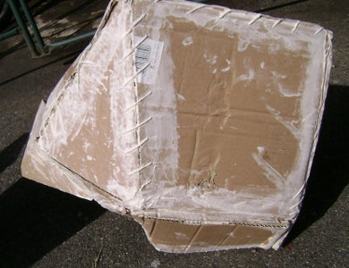 Working With the Cardboard