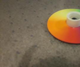 Rainbow Spinning Top