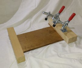 Router Table Coping Sled