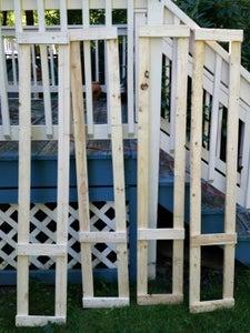 Building the Column Frames
