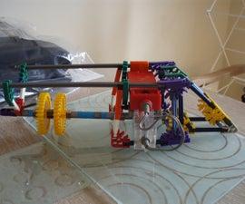 knex machine gun