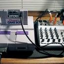 SNES Super Gameboy Line Out Audio Mod