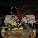Programmable Robot Car using Mediatek LinkIt One board and L293D Motor Driver IC