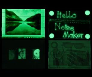 Simple Fluorescent Board