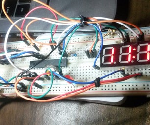 From Counter to Clock With RTC DS-1302