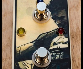 AB/XY for 2 Guitars and 2 Amps on Separate Channels