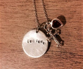 The Stamping Necklace