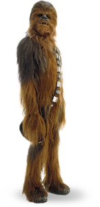 Little Girl's Chewbacca Costume
