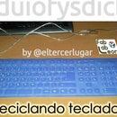 Reciclando un teclado.