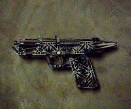 Knex SP-51 Desert Eagle Mk2 (How to build)