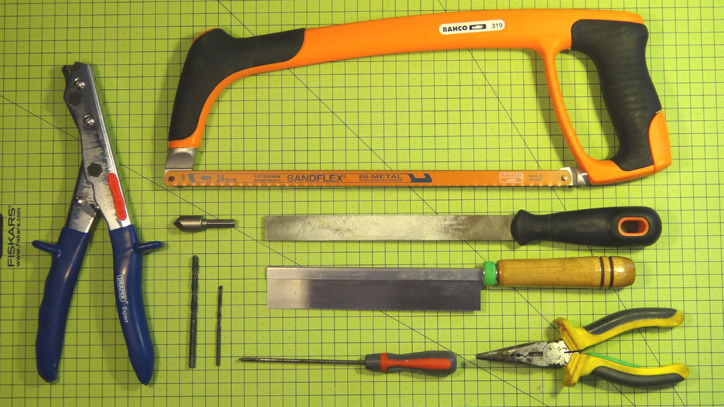 Picture of Tools, Materials & Diagrams
