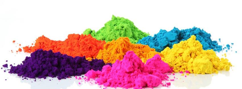 Picture of Holi-DIY Natural Colors