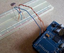 Read Light Level over the Internet via Arduino with Teleduino