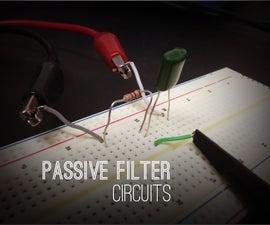 Passive Filter Circuits