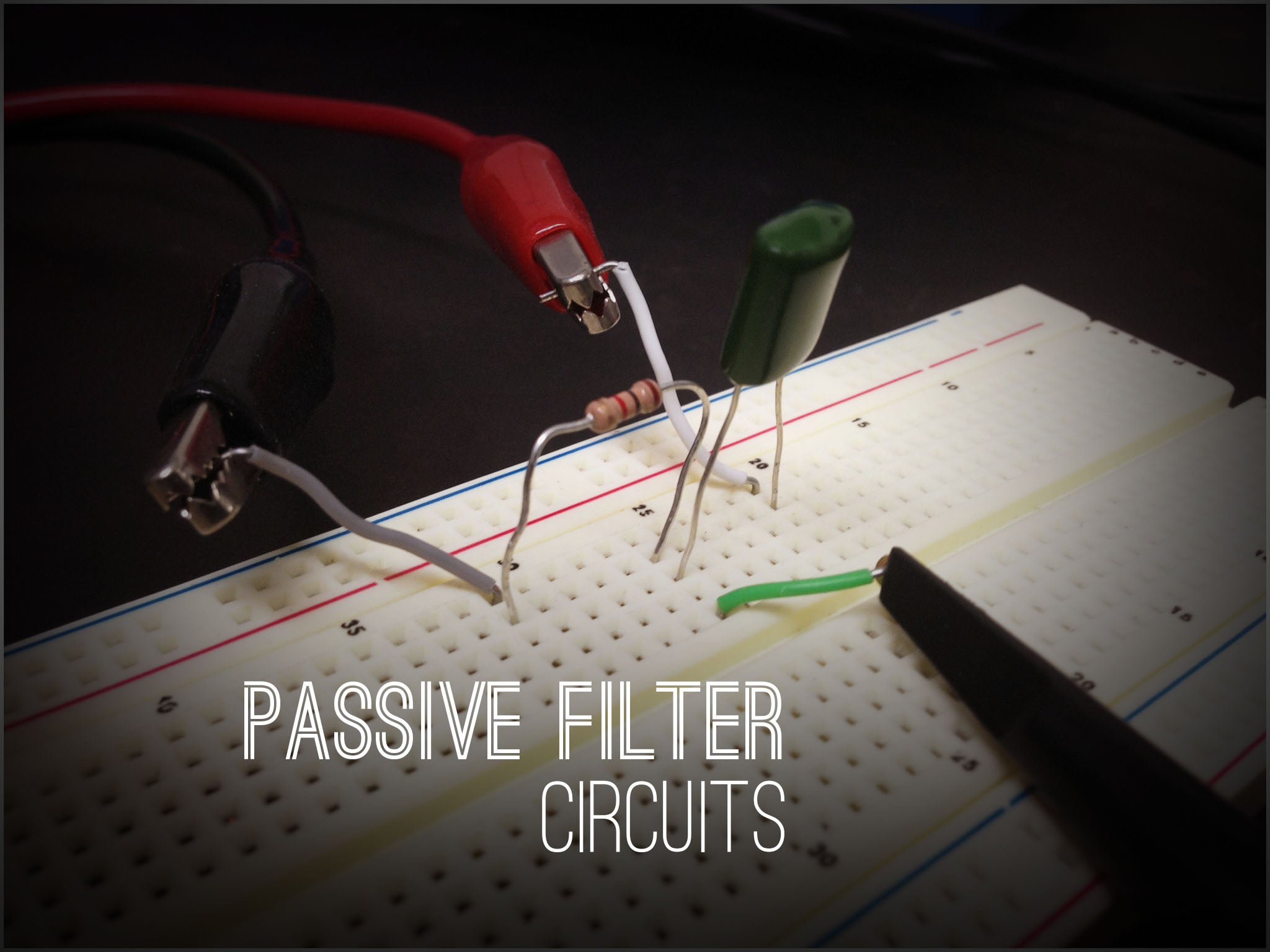Passive Filter Circuits 4 Steps Amplifier Circuitsaudio Circuit Diagram