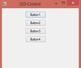 Using VB to control Arduino