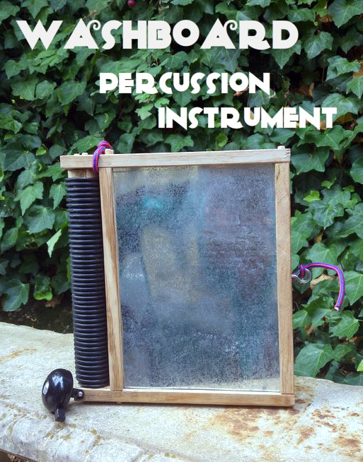 Picture of Washboard Style Percussion Instrument