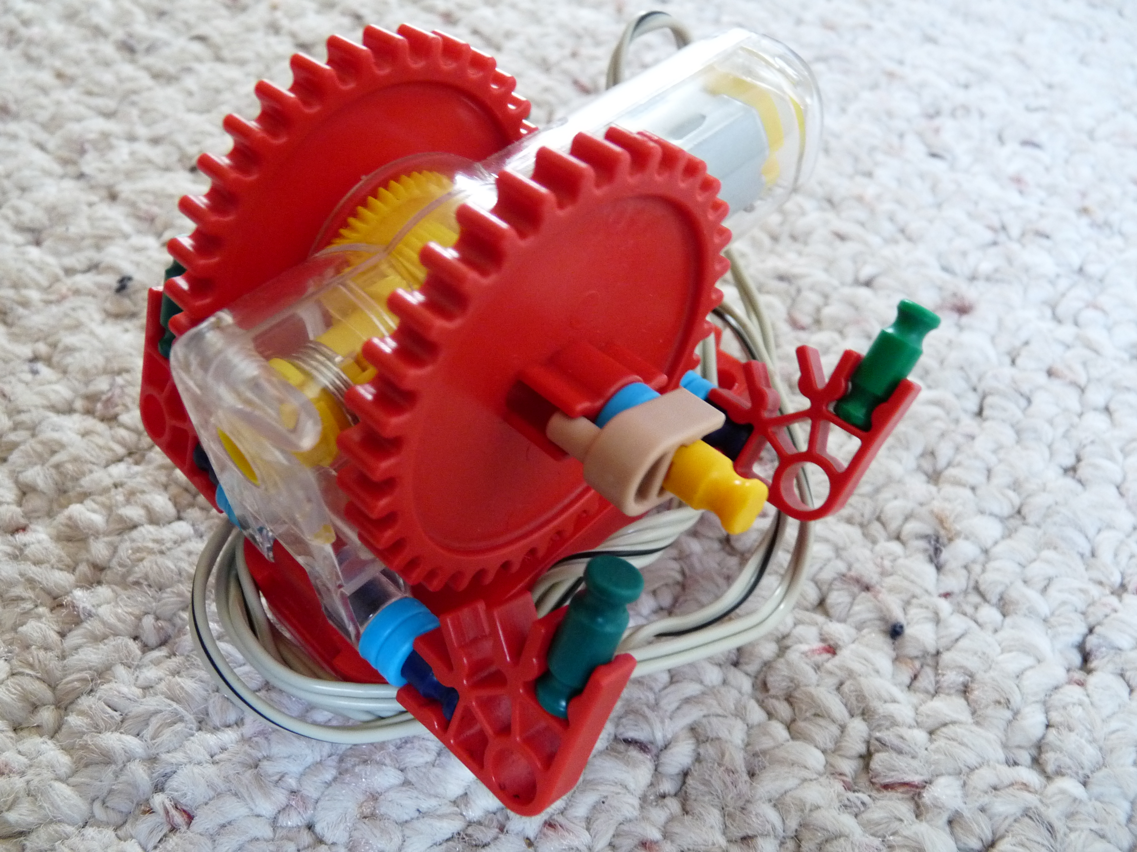 Picture of Motor Assembley