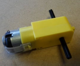 Converting a Dollar-motor to Lego
