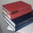power book- hidden cords in a hollow book