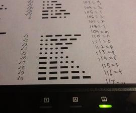 Morse Code Keyboard