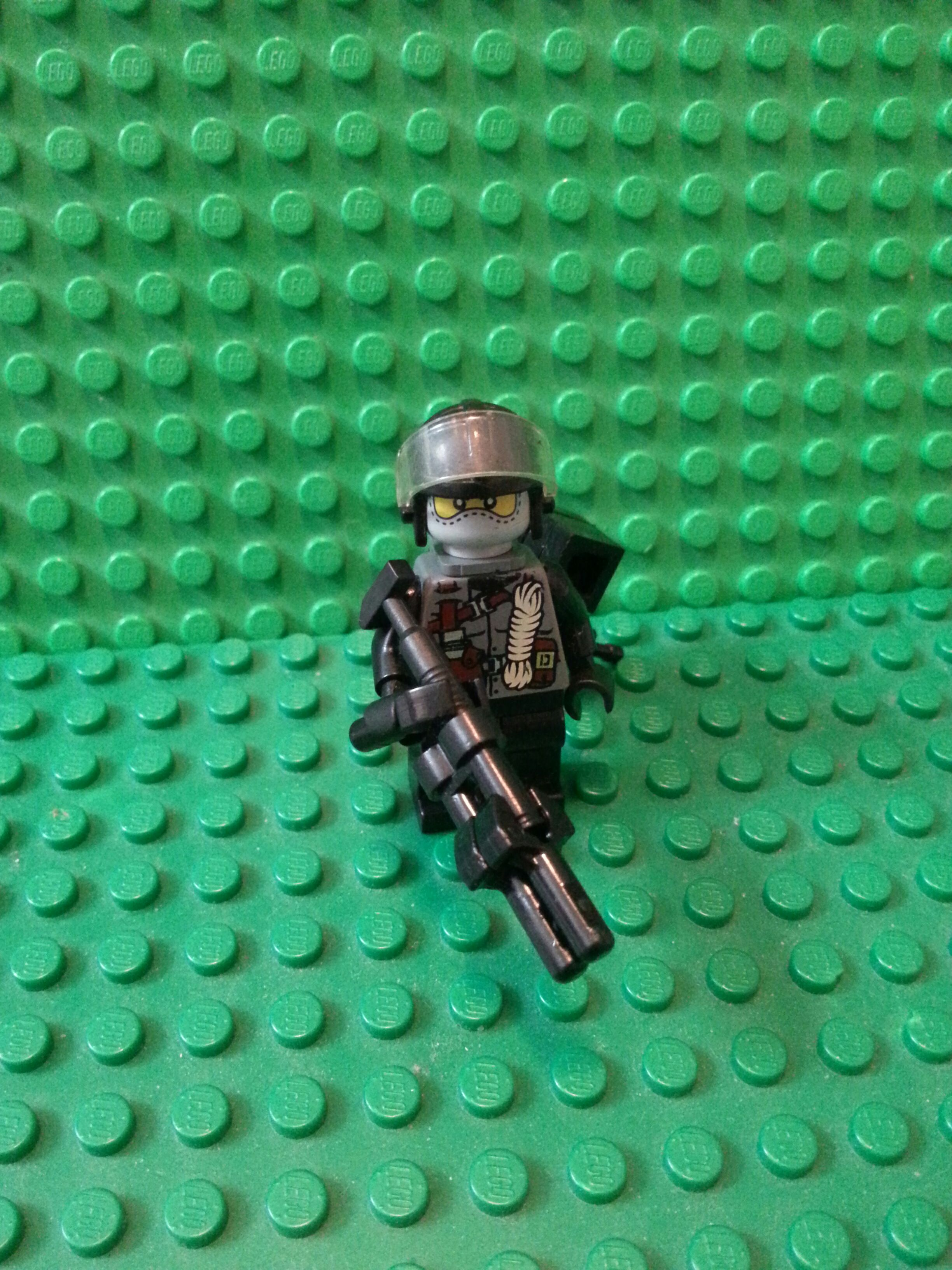 Picture of Modern Lego Soldier Loadout