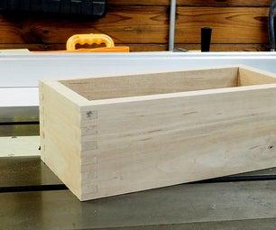Making Box Joints