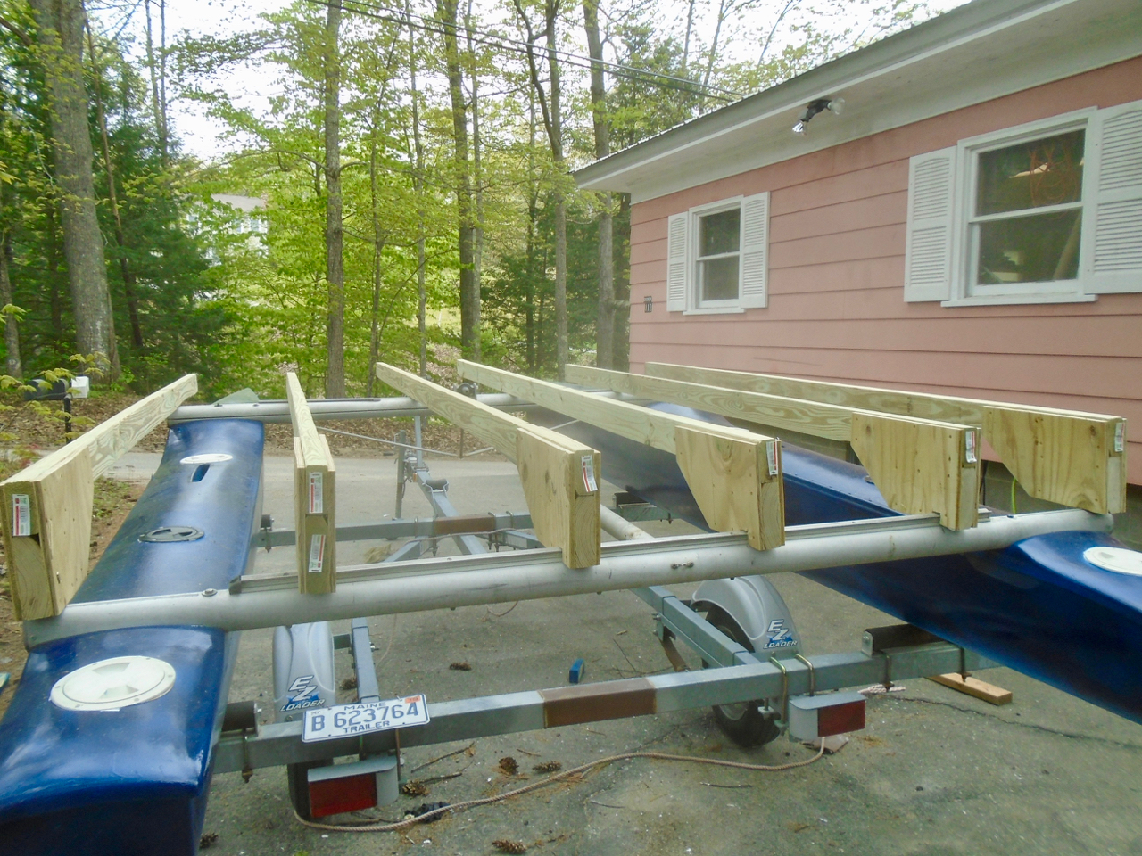 Picture of Deck: Part A