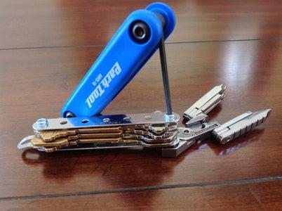 Finishing Your Key Organizer