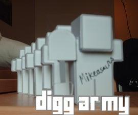 Paper Pub #2: Digg Logo Army