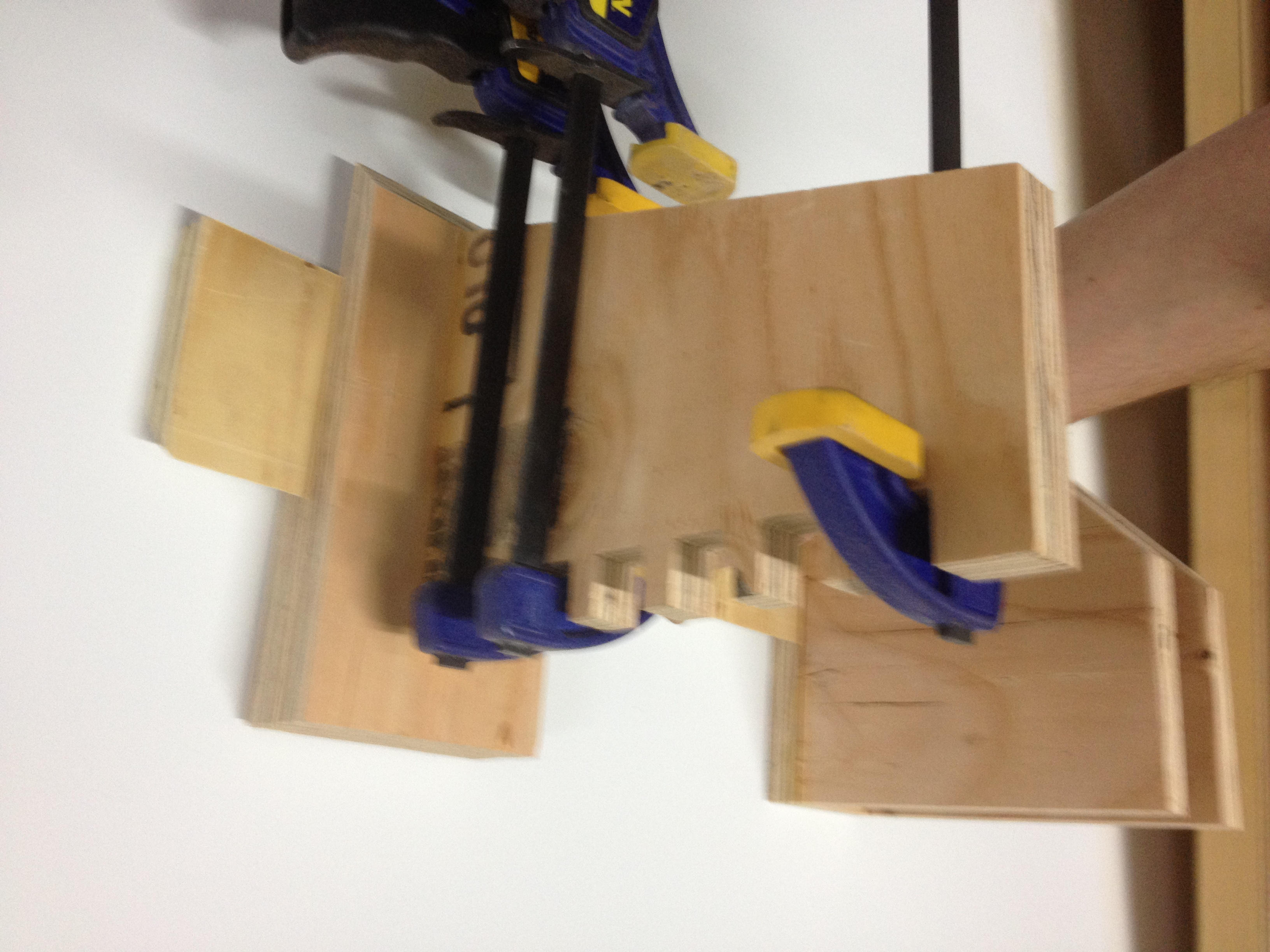Picture of Quick Grip Clamp Rack