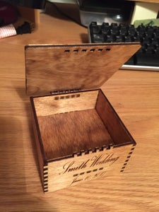 Connecting Box With Lid