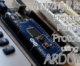 Analyze any IR protocol with just your Arduino board