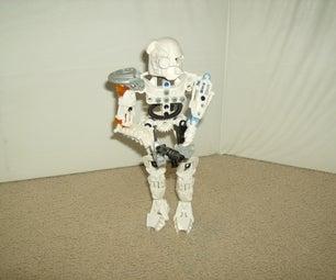 Bionicle Storm Trooper